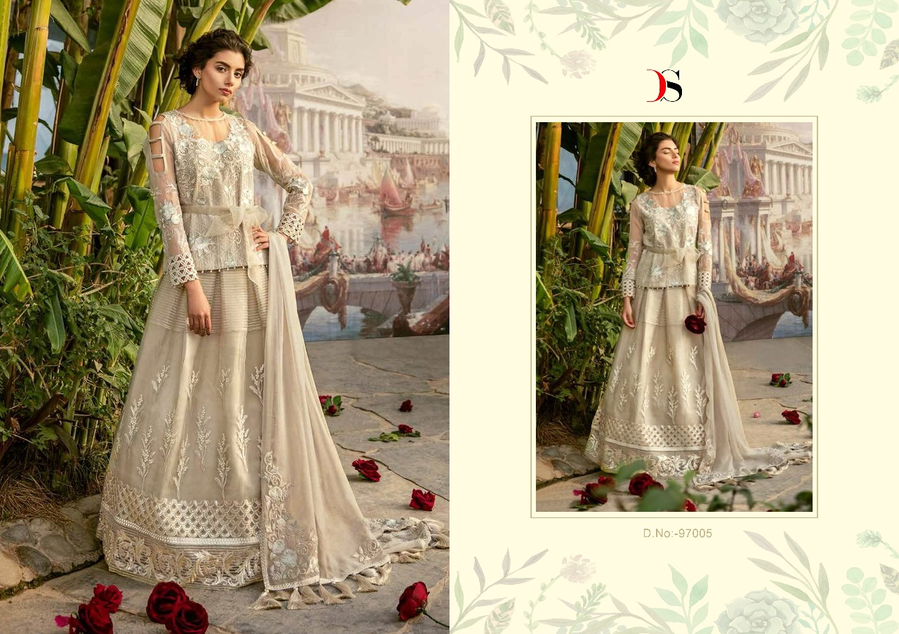 Deepsy suit nora designer pakistani suit wholesale supplier