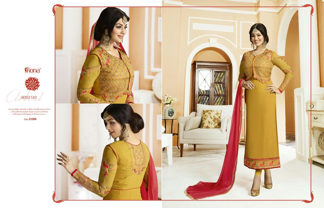 Shree fashion Fiona Ayesha takia Vol 12 Koti Style beautiful salwar kameez catalog  supplier Surat Buy online