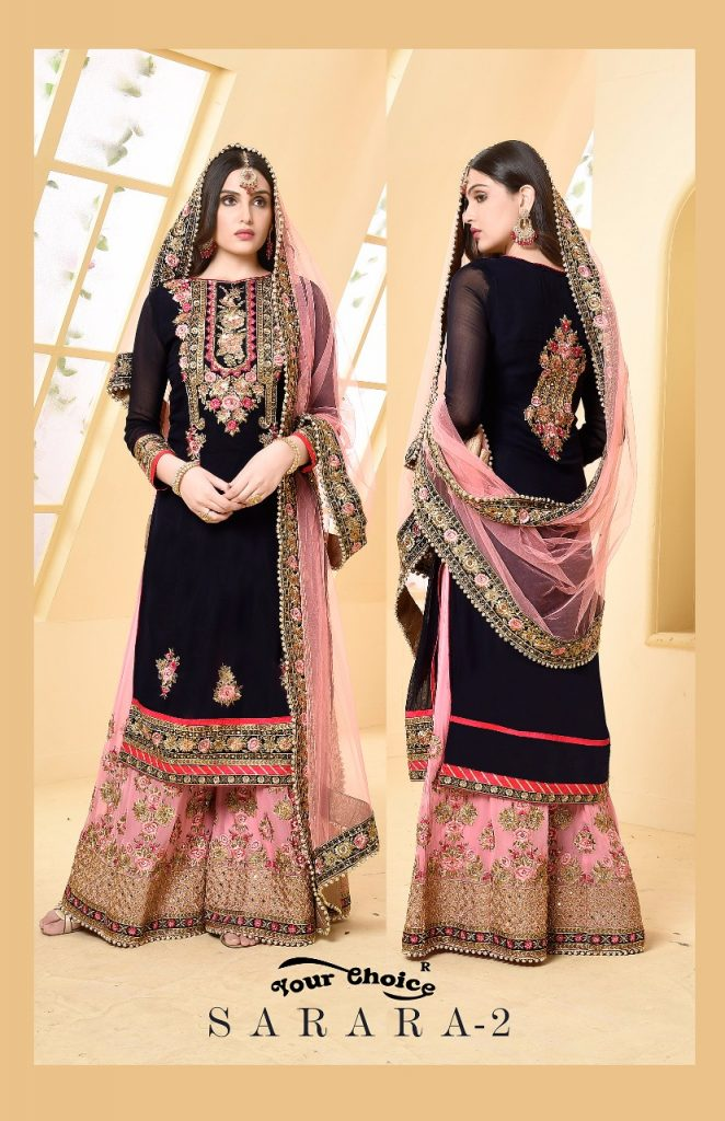 - IMG 20180428 WA0090 662x1024 - Your choice sharara vol 2 Heavy embroidery salwar suit Catalog in wholesale best price  - IMG 20180428 WA0090 662x1024 - Your choice sharara vol 2 Heavy embroidery salwar suit Catalog in wholesale best price