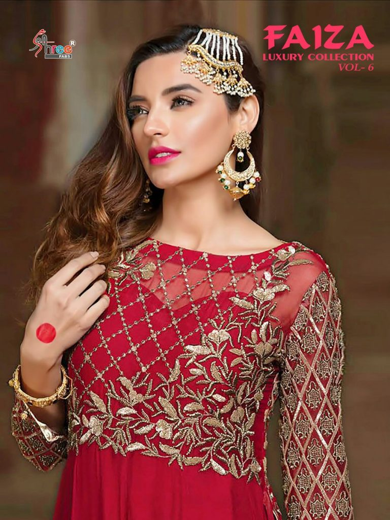 - IMG 20180428 WA0128 768x1024 - Shree fabs Faiza vol 6 Pakistani salwar suit wholesale best price from surat  - IMG 20180428 WA0128 768x1024 - Shree fabs Faiza vol 6 Pakistani salwar suit wholesale best price from surat