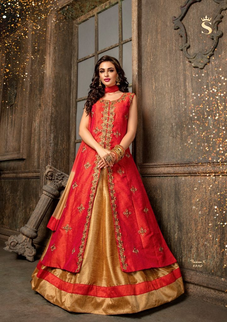 - IMG 20180514 WA0347 722x1024 - S4U by shivali Fusion X Readymade designer indowestern catalog in wholesale rate surat buy online  - IMG 20180514 WA0347 722x1024 - S4U by shivali Fusion X Readymade designer indowestern catalog in wholesale rate surat buy online