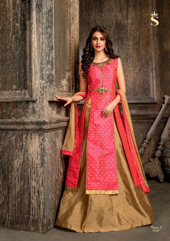 - IMG 20180514 WA0350 722x1024 - S4U by shivali Fusion X Readymade designer indowestern catalog in wholesale rate surat buy online  - IMG 20180514 WA0350 722x1024 - S4U by shivali Fusion X Readymade designer indowestern catalog in wholesale rate surat buy online