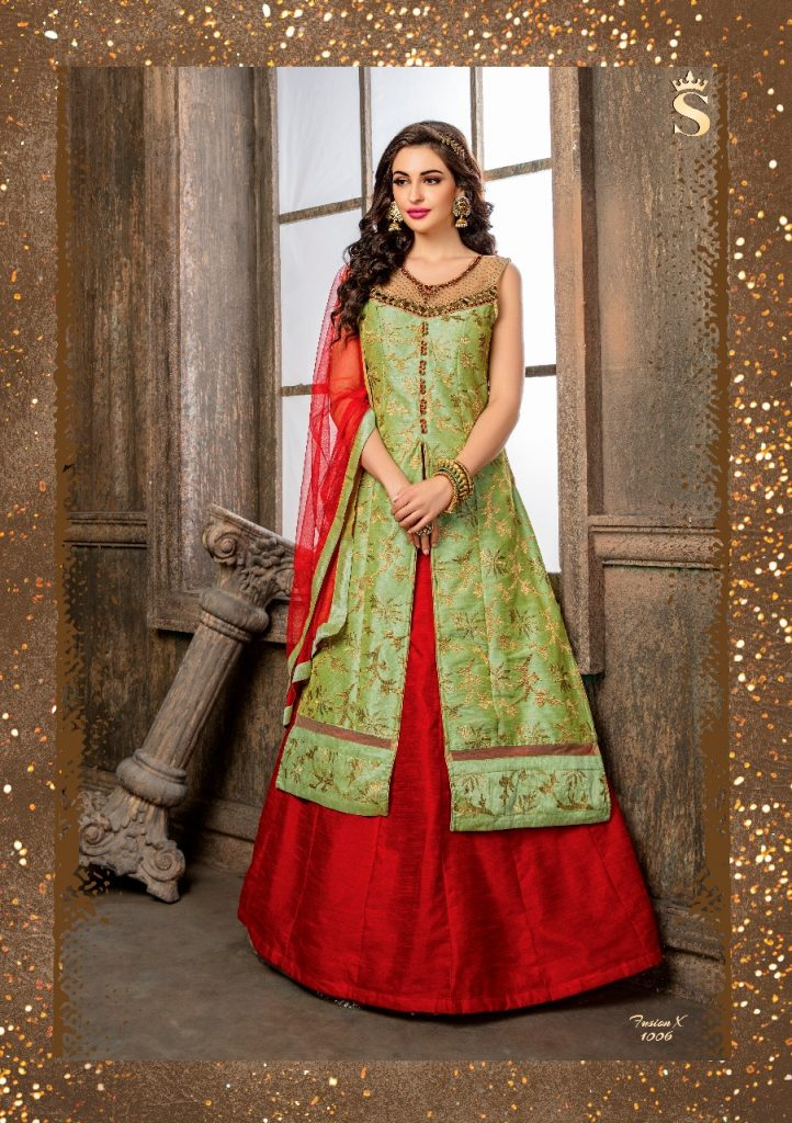 - IMG 20180514 WA0353 722x1024 - S4U by shivali Fusion X Readymade designer indowestern catalog in wholesale rate surat buy online  - IMG 20180514 WA0353 722x1024 - S4U by shivali Fusion X Readymade designer indowestern catalog in wholesale rate surat buy online