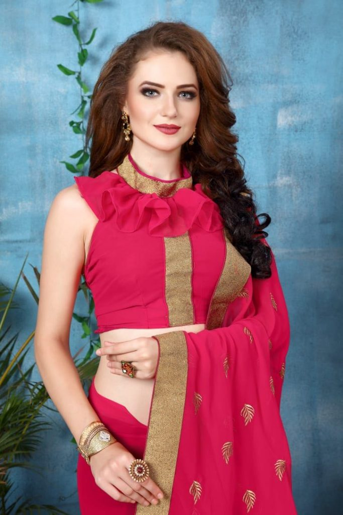 - IMG 20180521 WA0007 683x1024 - Nari fashion queen party wear saree catalog buy from surat Wholesaler at best price  - IMG 20180521 WA0007 683x1024 - Nari fashion queen party wear saree catalog buy from surat Wholesaler at best price