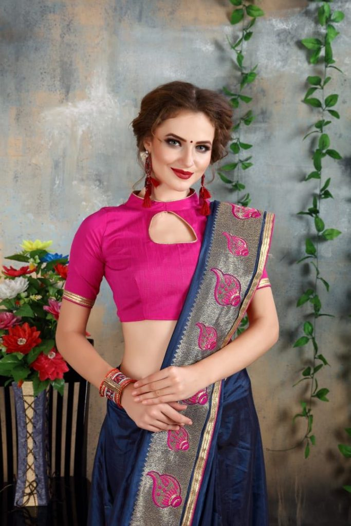 - IMG 20180521 WA0011 683x1024 - Nari fashion queen party wear saree catalog buy from surat Wholesaler at best price  - IMG 20180521 WA0011 683x1024 - Nari fashion queen party wear saree catalog buy from surat Wholesaler at best price
