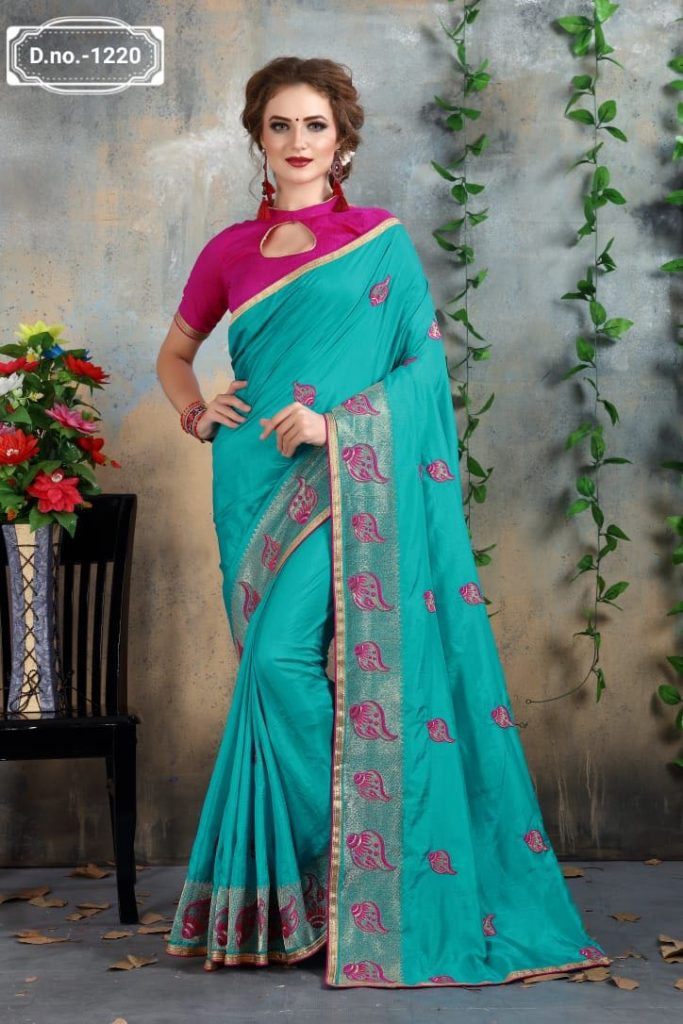 - IMG 20180521 WA0012 683x1024 - Nari fashion queen party wear saree catalog buy from surat Wholesaler at best price  - IMG 20180521 WA0012 683x1024 - Nari fashion queen party wear saree catalog buy from surat Wholesaler at best price