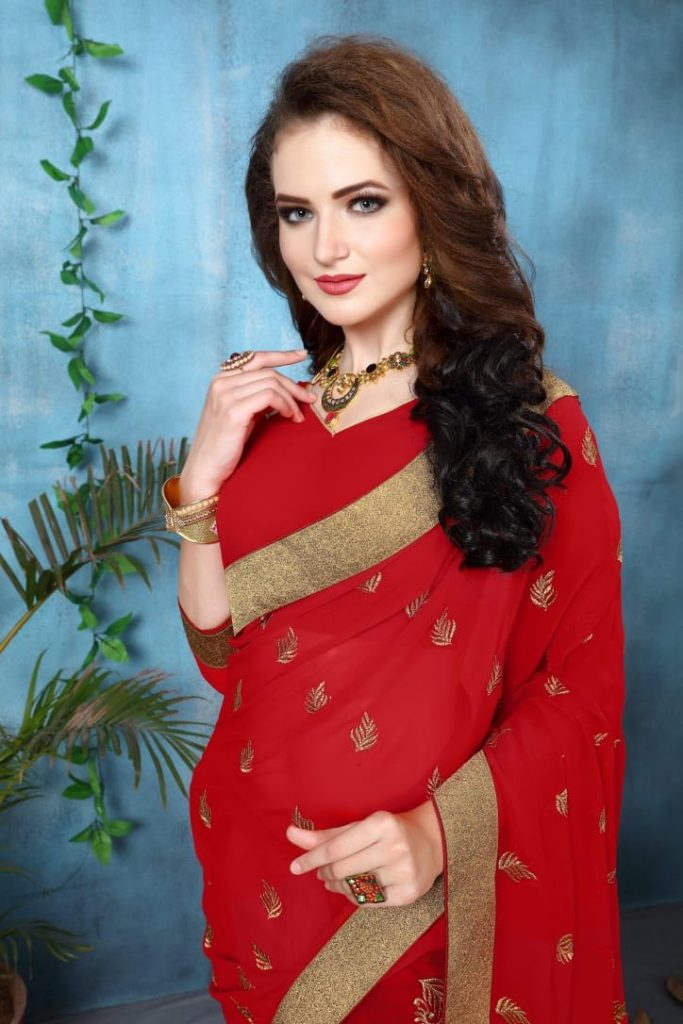 - IMG 20180521 WA0018 683x1024 - Nari fashion queen party wear saree catalog buy from surat Wholesaler at best price  - IMG 20180521 WA0018 683x1024 - Nari fashion queen party wear saree catalog buy from surat Wholesaler at best price
