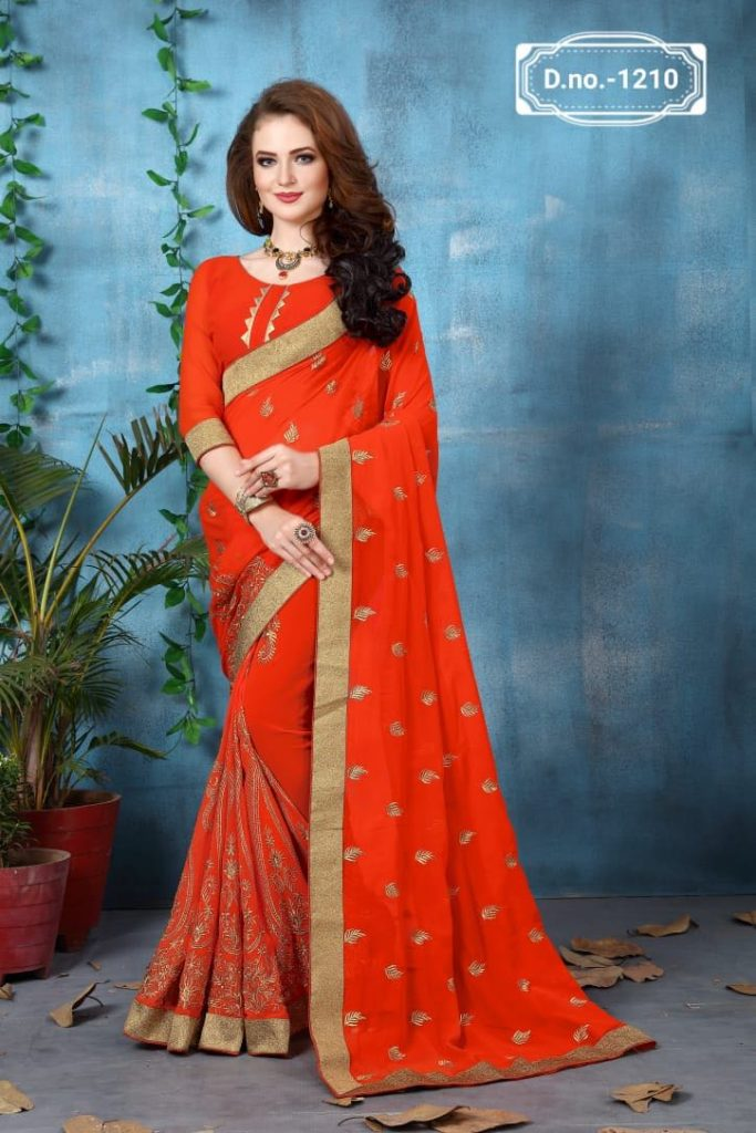 - IMG 20180521 WA0023 683x1024 - Nari fashion queen party wear saree catalog buy from surat Wholesaler at best price  - IMG 20180521 WA0023 683x1024 - Nari fashion queen party wear saree catalog buy from surat Wholesaler at best price