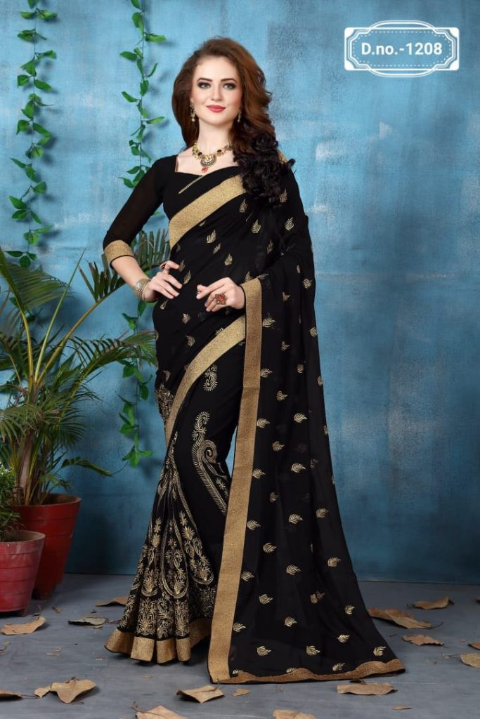 - IMG 20180521 WA0024 683x1024 - Nari fashion queen party wear saree catalog buy from surat Wholesaler at best price  - IMG 20180521 WA0024 683x1024 - Nari fashion queen party wear saree catalog buy from surat Wholesaler at best price