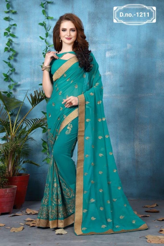 - IMG 20180521 WA0028 683x1024 - Nari fashion queen party wear saree catalog buy from surat Wholesaler at best price  - IMG 20180521 WA0028 683x1024 - Nari fashion queen party wear saree catalog buy from surat Wholesaler at best price