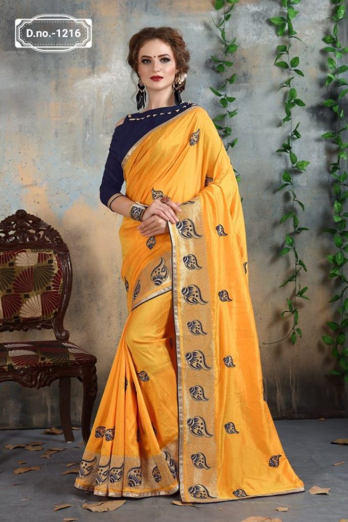 - IMG 20180521 WA0030 1 683x1024 - Nari fashion queen party wear saree catalog buy from surat Wholesaler at best price  - IMG 20180521 WA0030 1 683x1024 - Nari fashion queen party wear saree catalog buy from surat Wholesaler at best price
