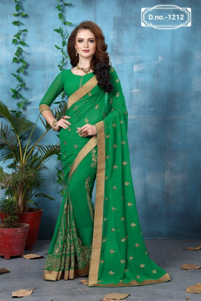 - IMG 20180521 WA0031 683x1024 - Nari fashion queen party wear saree catalog buy from surat Wholesaler at best price  - IMG 20180521 WA0031 683x1024 - Nari fashion queen party wear saree catalog buy from surat Wholesaler at best price