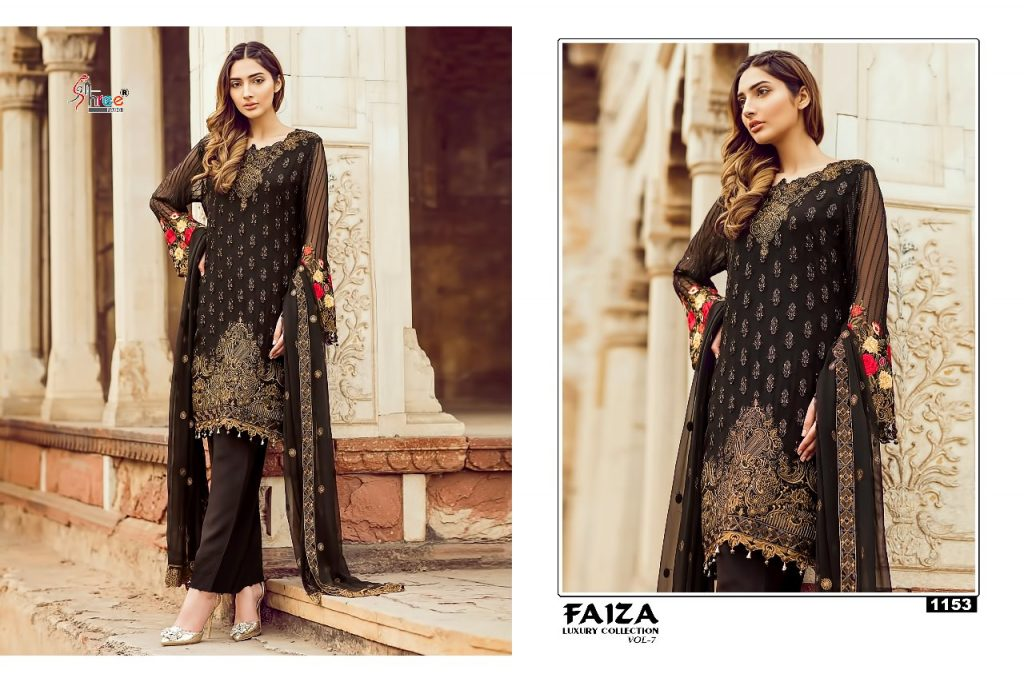 - IMG 20180521 WA0608 1024x682 - Shree fabs Faiza luxury collection vol 7 party wear pakistani suit wholesale price surat  - IMG 20180521 WA0608 1024x682 - Shree fabs Faiza luxury collection vol 7 party wear pakistani suit wholesale price surat