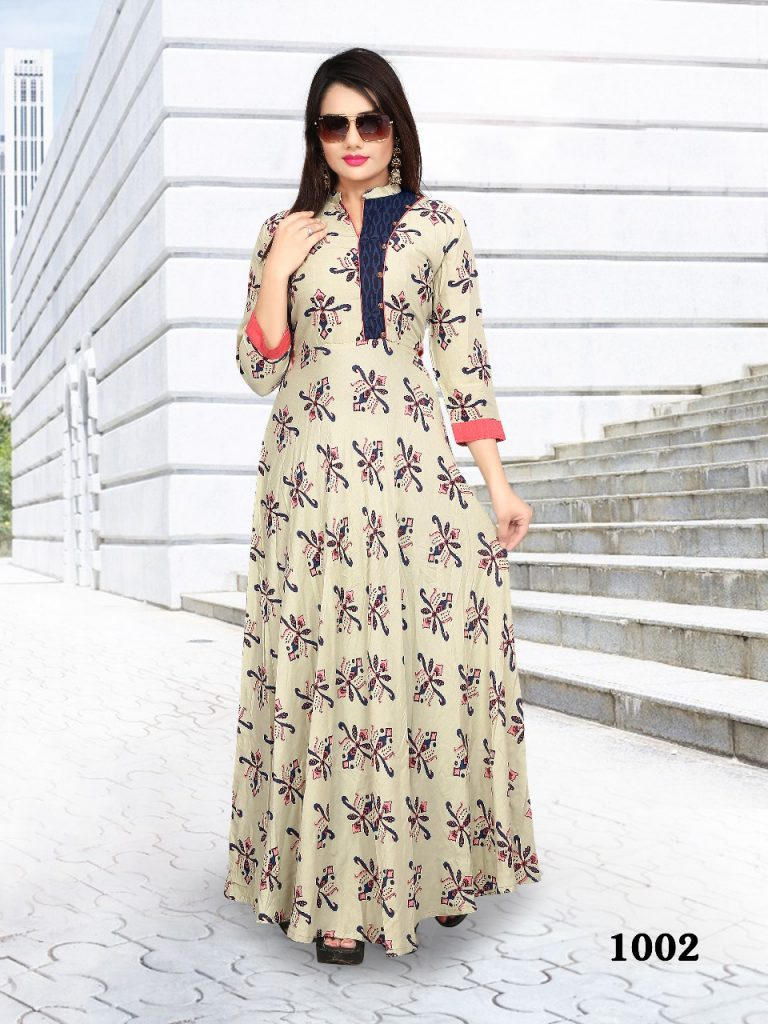- IMG 20180529 WA0035 768x1024 - Prime Flora designer gownstyle kurti catalog buy from surat wholesaler at best price  - IMG 20180529 WA0035 768x1024 - Prime Flora designer gownstyle kurti catalog buy from surat wholesaler at best price