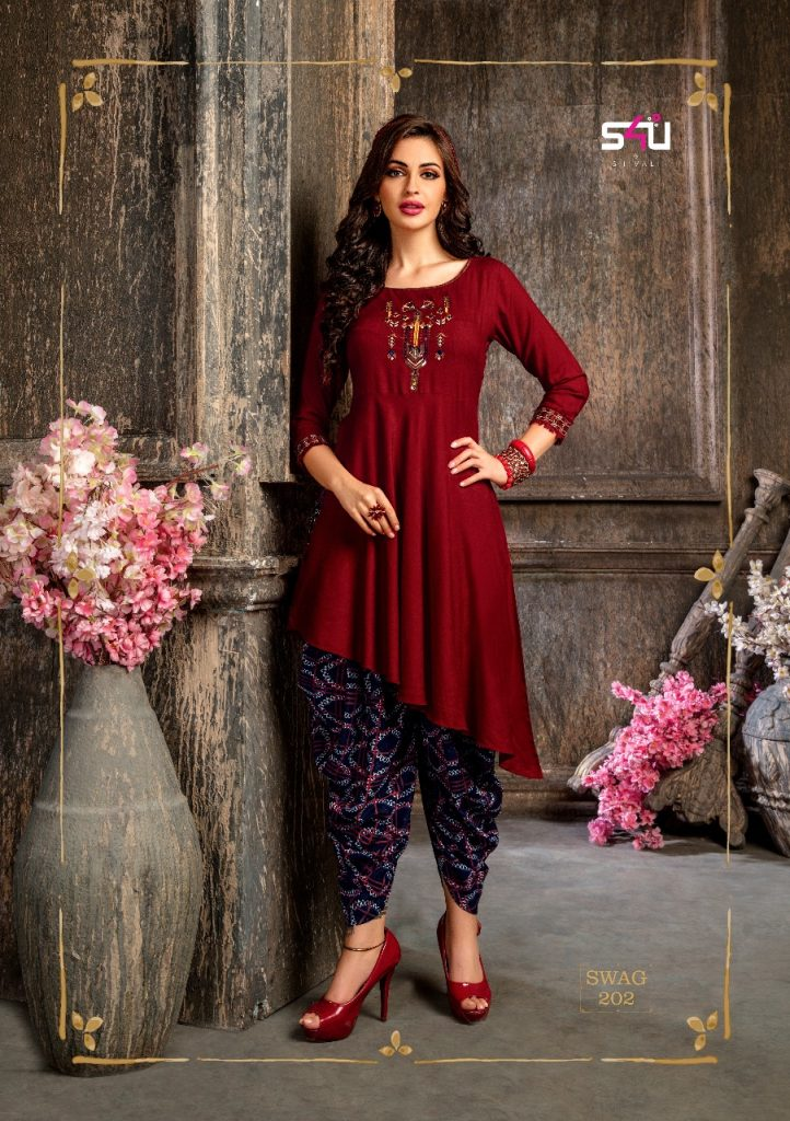 - IMG 20180621 WA0043 722x1024 - S4U by Shivalik swag vol 2 designer party wear top bottom readymade pair catalog wholesale supplier surat  - IMG 20180621 WA0043 722x1024 - S4U by Shivalik swag vol 2 designer party wear top bottom readymade pair catalog wholesale supplier surat