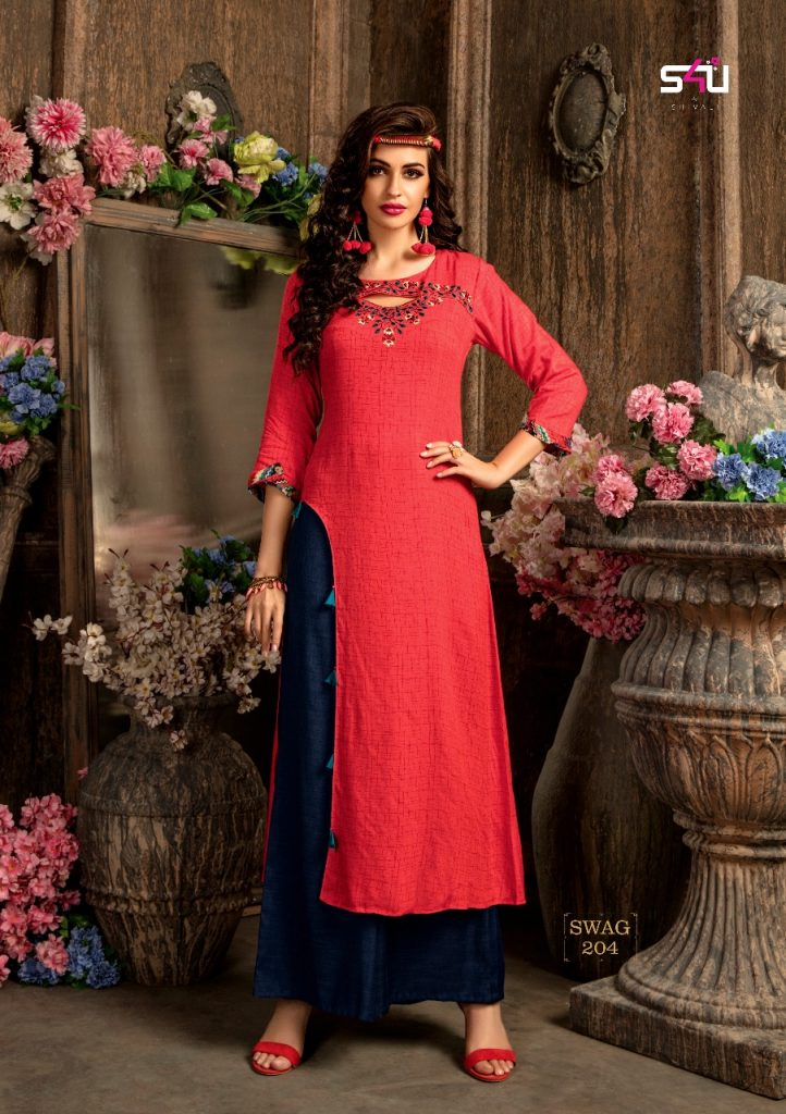 - IMG 20180621 WA0045 722x1024 - S4U by Shivalik swag vol 2 designer party wear top bottom readymade pair catalog wholesale supplier surat  - IMG 20180621 WA0045 722x1024 - S4U by Shivalik swag vol 2 designer party wear top bottom readymade pair catalog wholesale supplier surat