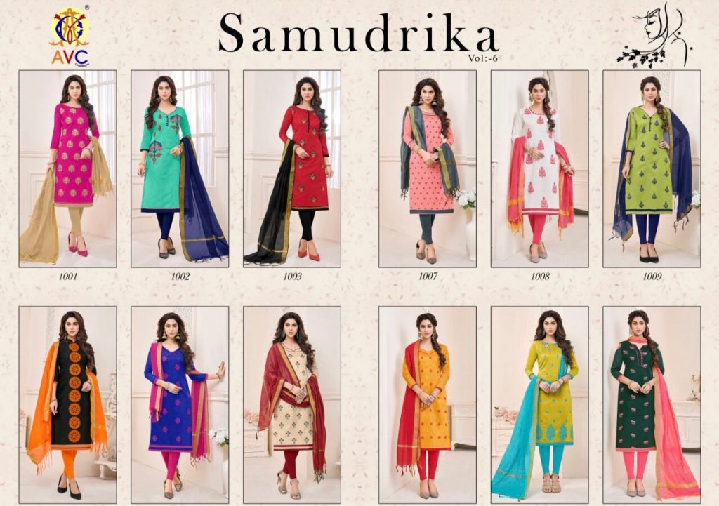 - IMG 20180817 WA0073 1024x721 - AVC samudrika vol 6 salwaar suit catalogue from surat wholesaler  - IMG 20180817 WA0073 1024x721 - AVC samudrika vol 6 salwaar suit catalogue from surat wholesaler