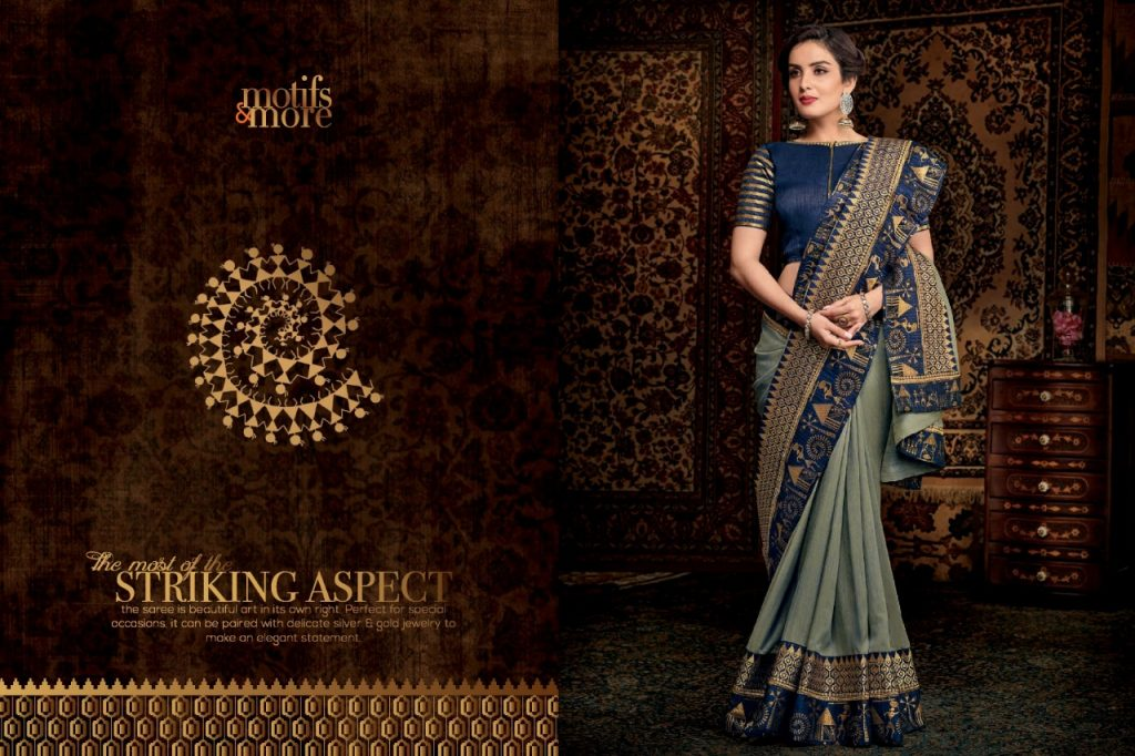 - IMG 20180904 WA0079 1024x682 - Motifs & More Vol 1 designer party wear exclusive saree catalogue in wholesale price  - IMG 20180904 WA0079 1024x682 - Motifs & More Vol 1 designer party wear exclusive saree catalogue in wholesale price