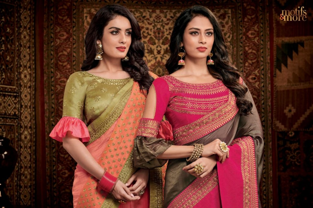 - IMG 20180904 WA0081 1024x682 - Motifs & More Vol 1 designer party wear exclusive saree catalogue in wholesale price  - IMG 20180904 WA0081 1024x682 - Motifs & More Vol 1 designer party wear exclusive saree catalogue in wholesale price