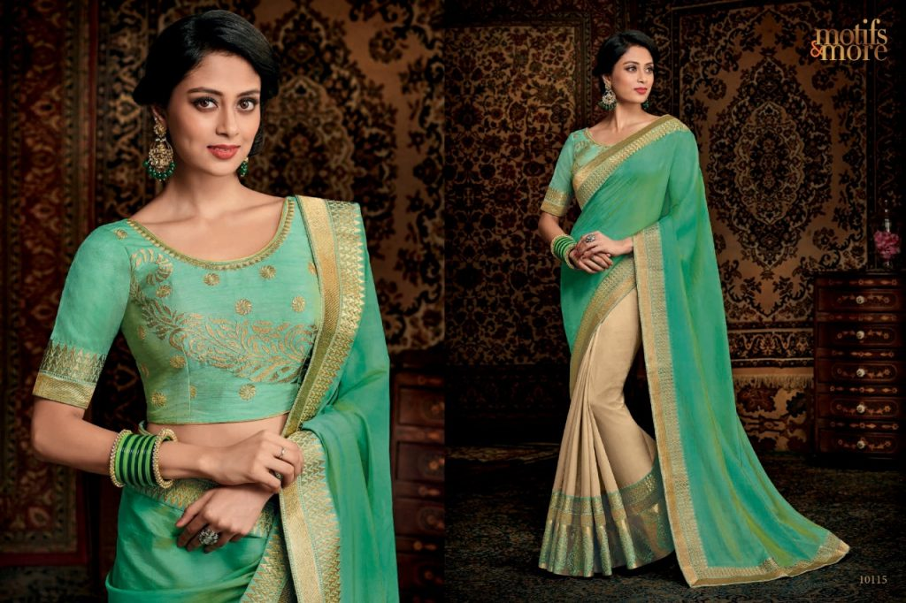 - IMG 20180904 WA0082 1024x682 - Motifs & More Vol 1 designer party wear exclusive saree catalogue in wholesale price  - IMG 20180904 WA0082 1024x682 - Motifs & More Vol 1 designer party wear exclusive saree catalogue in wholesale price