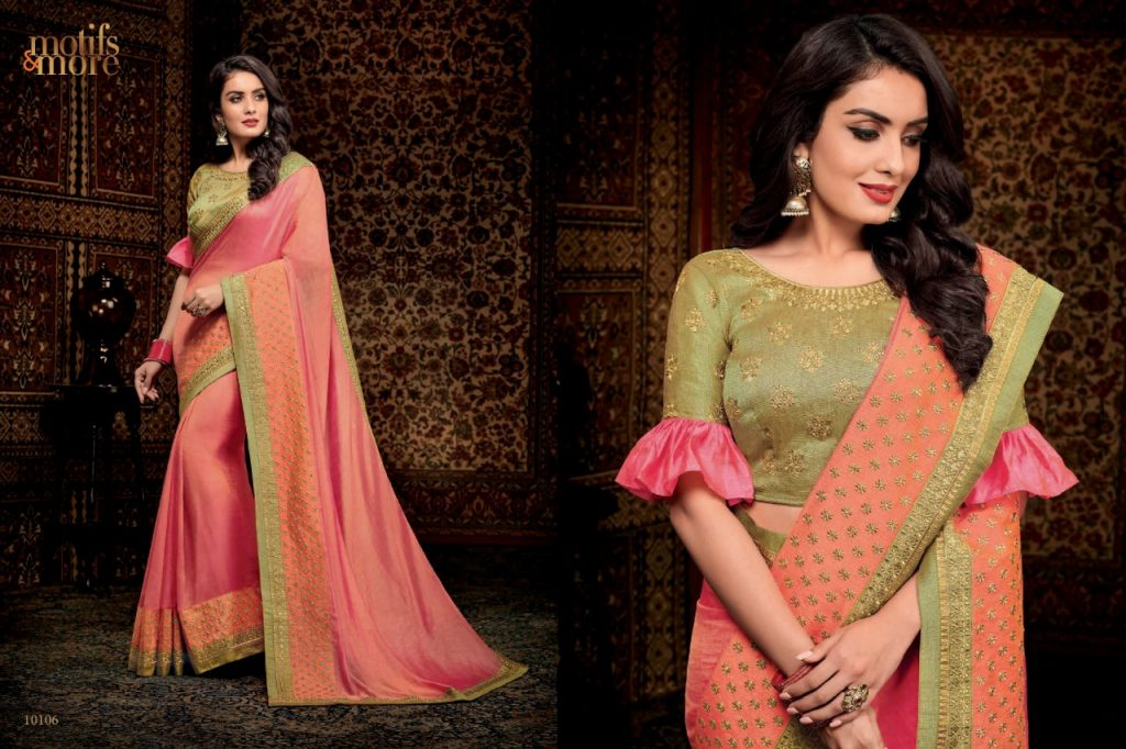 - IMG 20180904 WA0083 1024x682 - Motifs & More Vol 1 designer party wear exclusive saree catalogue in wholesale price  - IMG 20180904 WA0083 1024x682 - Motifs & More Vol 1 designer party wear exclusive saree catalogue in wholesale price