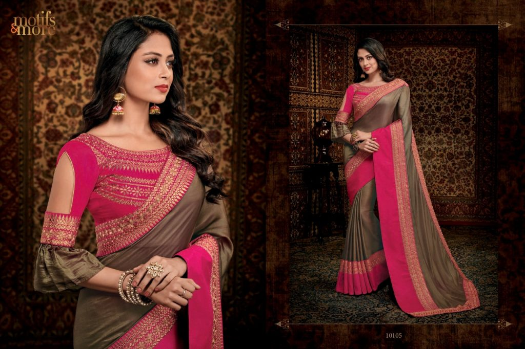 - IMG 20180904 WA0085 1024x682 - Motifs & More Vol 1 designer party wear exclusive saree catalogue in wholesale price  - IMG 20180904 WA0085 1024x682 - Motifs & More Vol 1 designer party wear exclusive saree catalogue in wholesale price