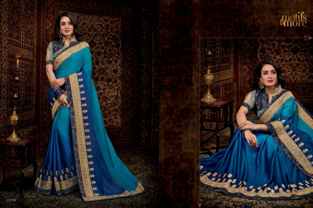 - IMG 20180904 WA0095 1024x682 - Motifs & More Vol 1 designer party wear exclusive saree catalogue in wholesale price  - IMG 20180904 WA0095 1024x682 - Motifs & More Vol 1 designer party wear exclusive saree catalogue in wholesale price