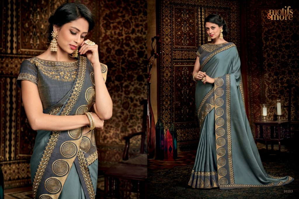 - IMG 20180904 WA0096 1024x682 - Motifs & More Vol 1 designer party wear exclusive saree catalogue in wholesale price  - IMG 20180904 WA0096 1024x682 - Motifs & More Vol 1 designer party wear exclusive saree catalogue in wholesale price