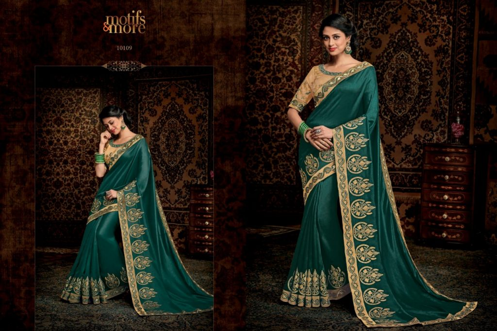 - IMG 20180904 WA0097 1024x682 - Motifs & More Vol 1 designer party wear exclusive saree catalogue in wholesale price  - IMG 20180904 WA0097 1024x682 - Motifs & More Vol 1 designer party wear exclusive saree catalogue in wholesale price
