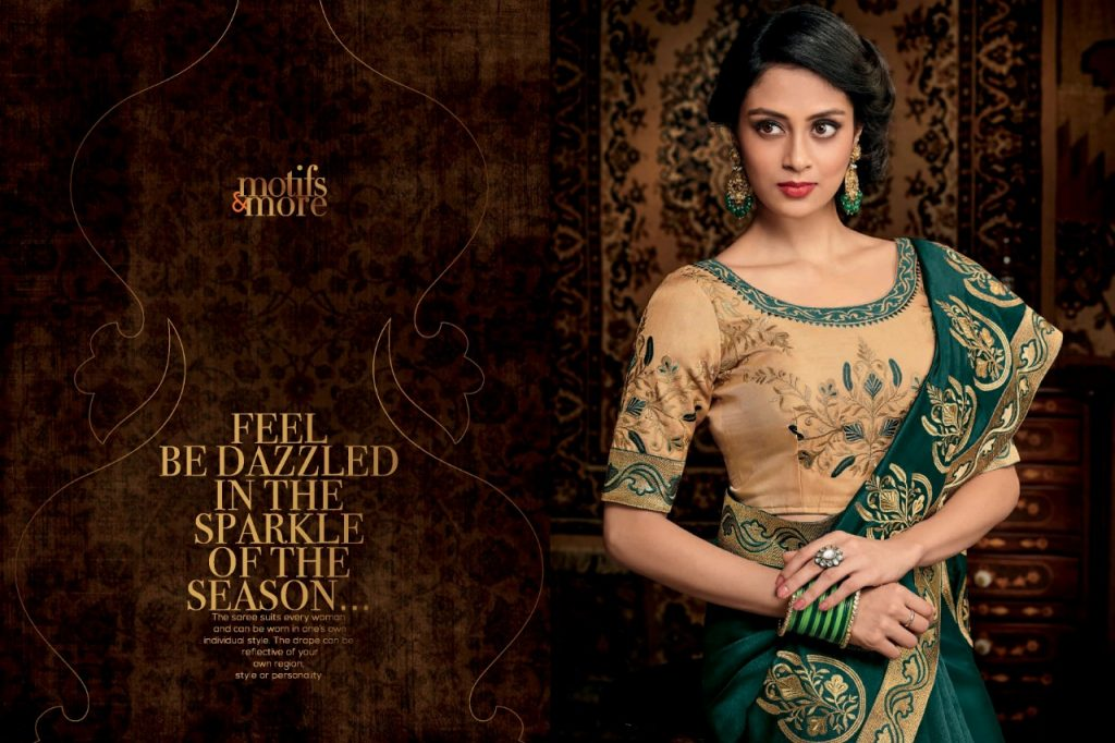 - IMG 20180904 WA0099 1024x682 - Motifs & More Vol 1 designer party wear exclusive saree catalogue in wholesale price  - IMG 20180904 WA0099 1024x682 - Motifs & More Vol 1 designer party wear exclusive saree catalogue in wholesale price