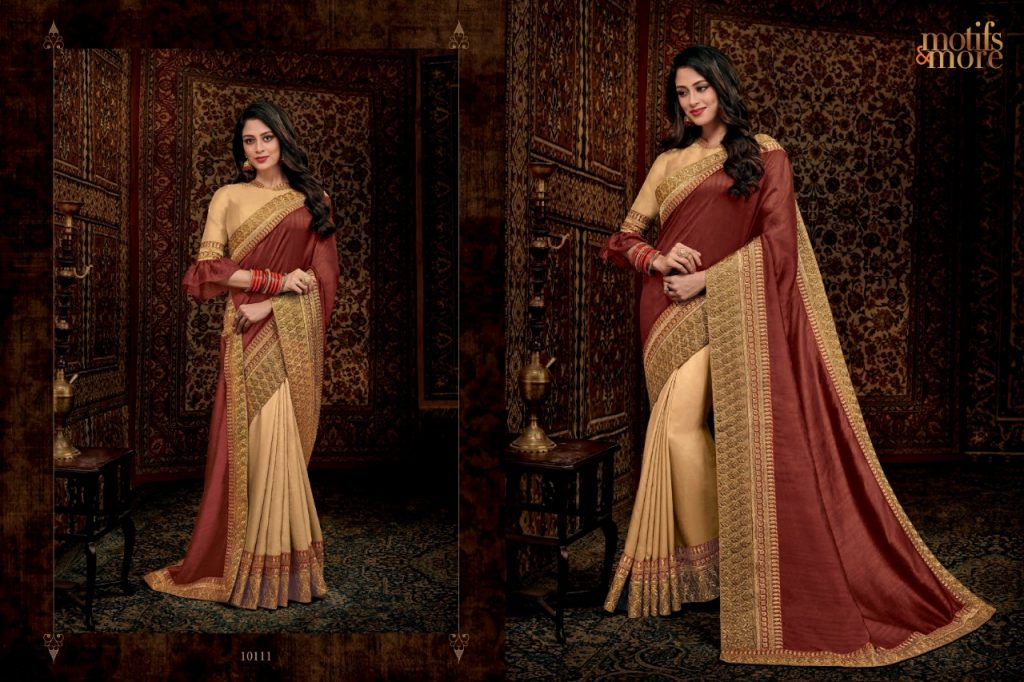 - IMG 20180904 WA0100 1024x682 - Motifs & More Vol 1 designer party wear exclusive saree catalogue in wholesale price  - IMG 20180904 WA0100 1024x682 - Motifs & More Vol 1 designer party wear exclusive saree catalogue in wholesale price