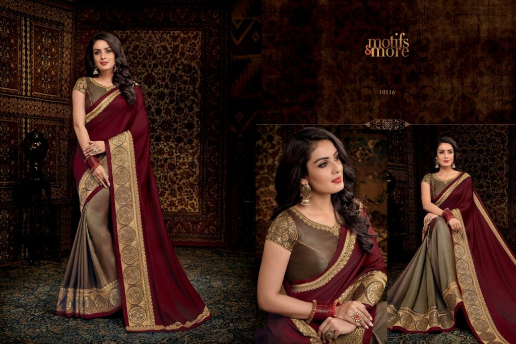 - IMG 20180904 WA0103 1024x682 - Motifs & More Vol 1 designer party wear exclusive saree catalogue in wholesale price  - IMG 20180904 WA0103 1024x682 - Motifs & More Vol 1 designer party wear exclusive saree catalogue in wholesale price