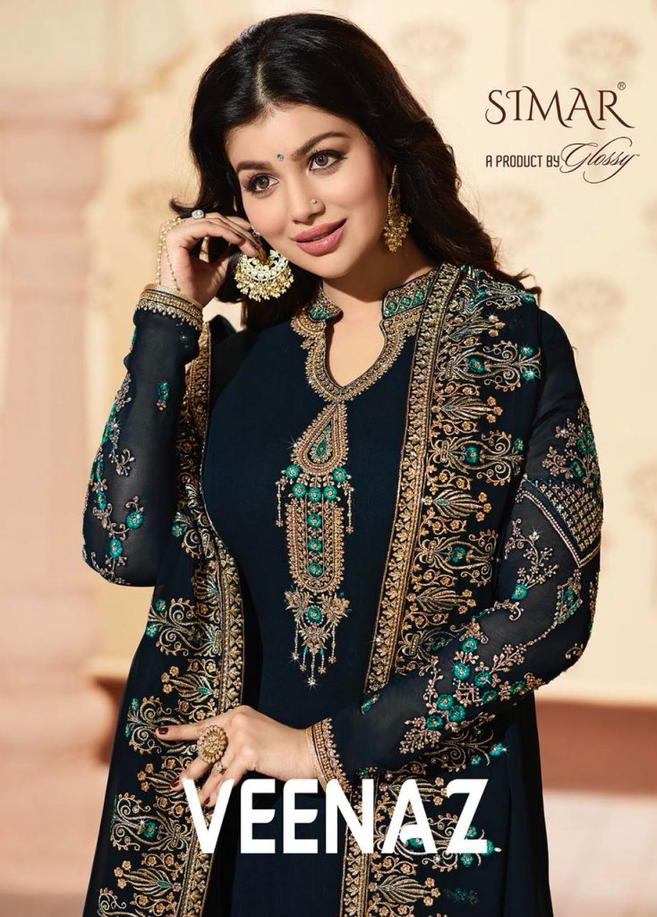 - IMG 20180929 WA0123 734x1024 - Glossy veenaz embroidered party wear salwar suit catalogue in wholesale price Surat best price  - IMG 20180929 WA0123 734x1024 - Glossy veenaz embroidered party wear salwar suit catalogue in wholesale price Surat best price