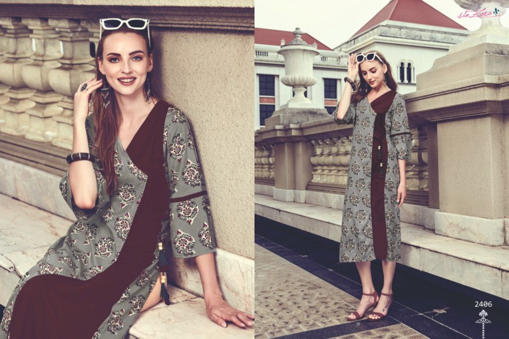 - IMG 20180929 WA0234 1024x682 - Sinzara stanza rayon kurti catalogue from surat wholesaler  - IMG 20180929 WA0234 1024x682 - Sinzara stanza rayon kurti catalogue from surat wholesaler