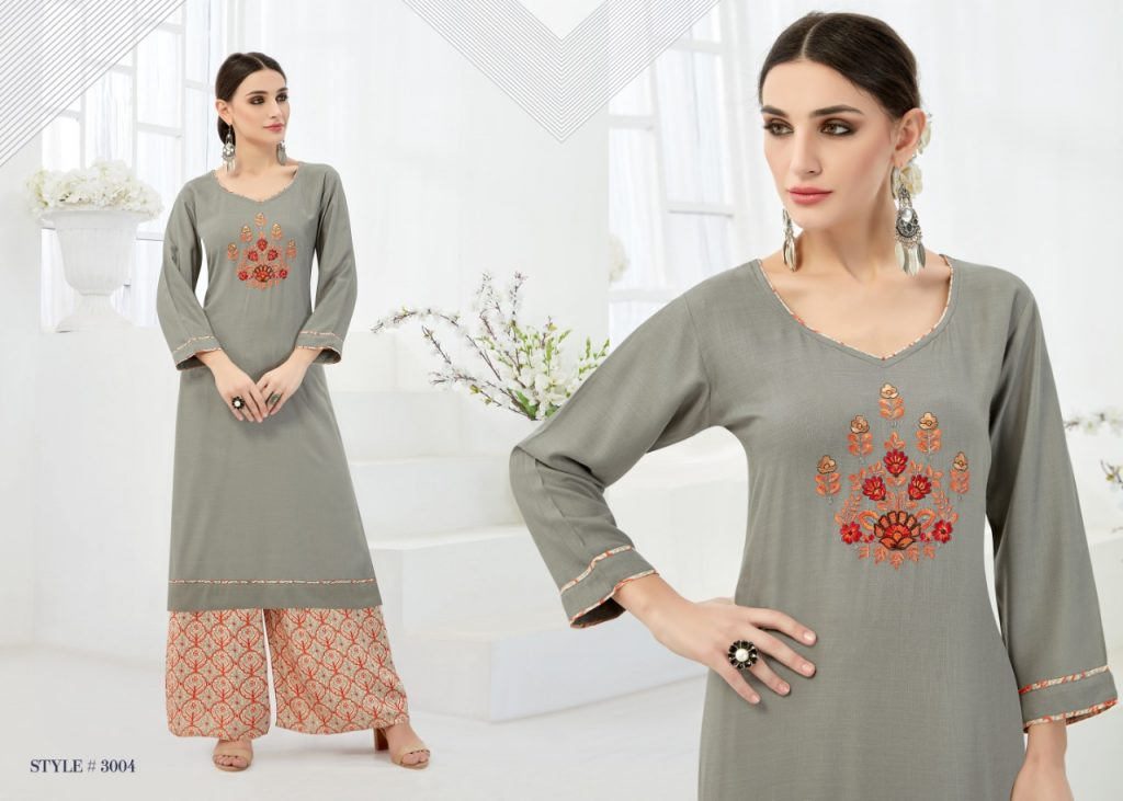 - IMG 20181017 WA0008 1 1024x731 - Rani baanvi palak embroiedered rayon kurti palazzo Set catalogue from surat wholesaler  - IMG 20181017 WA0008 1 1024x731 - Rani baanvi palak embroiedered rayon kurti palazzo Set catalogue from surat wholesaler