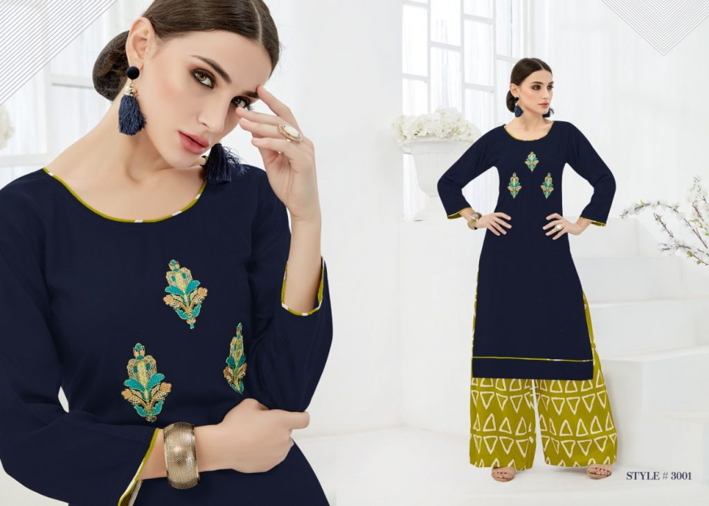 - IMG 20181017 WA0011 1 1024x731 - Rani baanvi palak embroiedered rayon kurti palazzo Set catalogue from surat wholesaler  - IMG 20181017 WA0011 1 1024x731 - Rani baanvi palak embroiedered rayon kurti palazzo Set catalogue from surat wholesaler