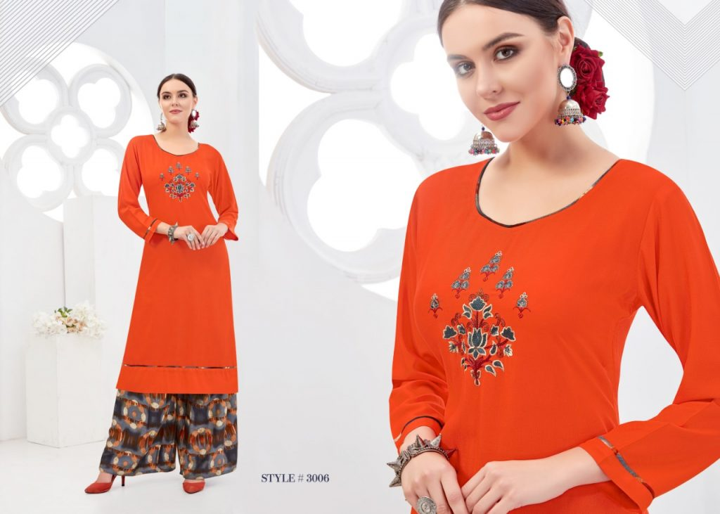 - IMG 20181017 WA0013 1 1024x731 - Rani baanvi palak embroiedered rayon kurti palazzo Set catalogue from surat wholesaler  - IMG 20181017 WA0013 1 1024x731 - Rani baanvi palak embroiedered rayon kurti palazzo Set catalogue from surat wholesaler