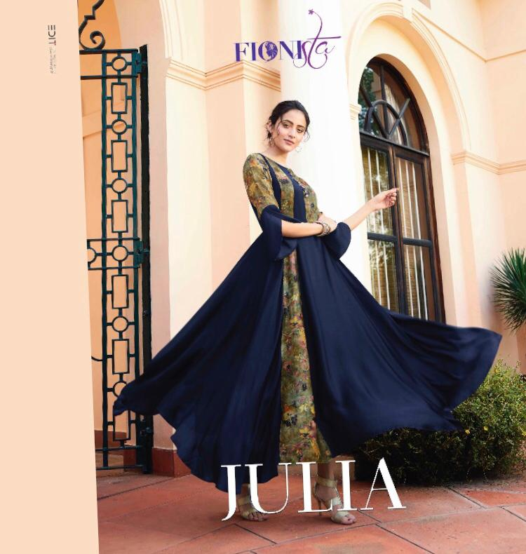 - IMG 20181020 WA0173 - Fionista Julia designer fancy long georgette kurtis catalogue at best price  - IMG 20181020 WA0173 - Fionista Julia designer fancy long georgette kurtis catalogue at best price