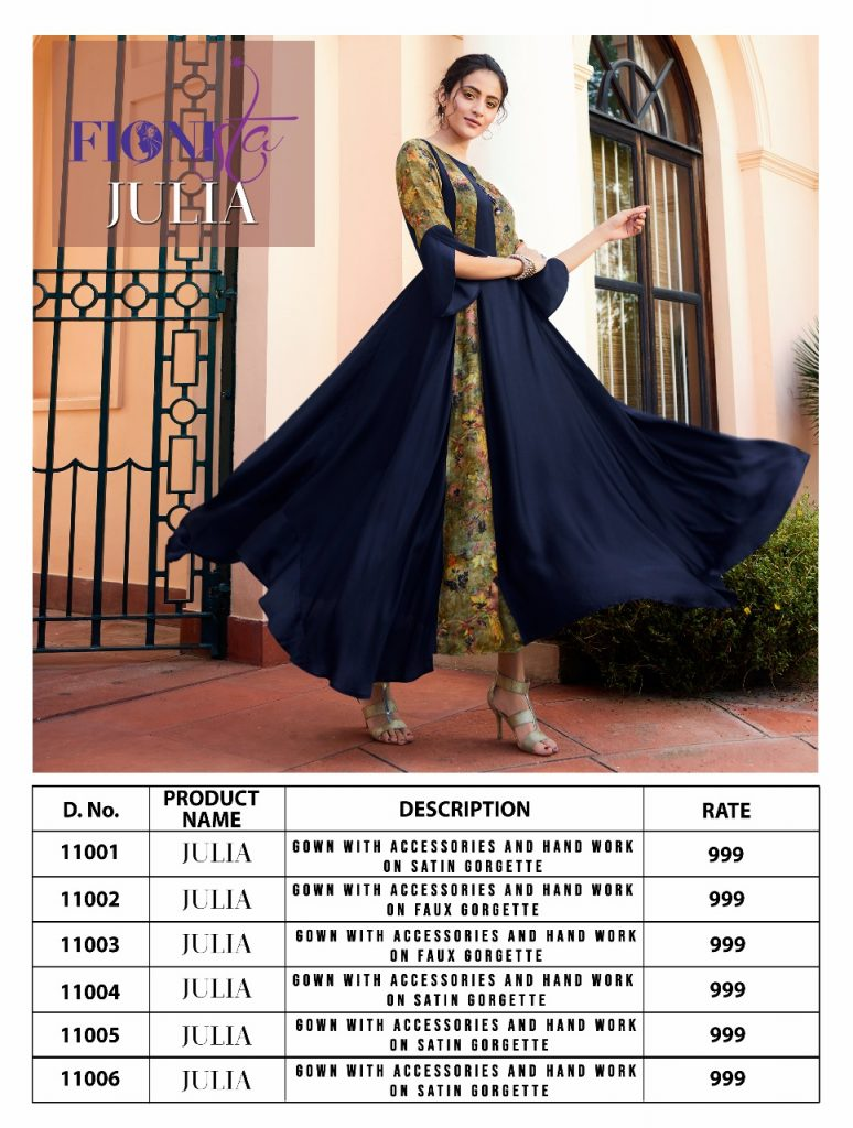 - IMG 20181020 WA0176 774x1024 - Fionista Julia designer fancy long georgette kurtis catalogue at best price  - IMG 20181020 WA0176 774x1024 - Fionista Julia designer fancy long georgette kurtis catalogue at best price