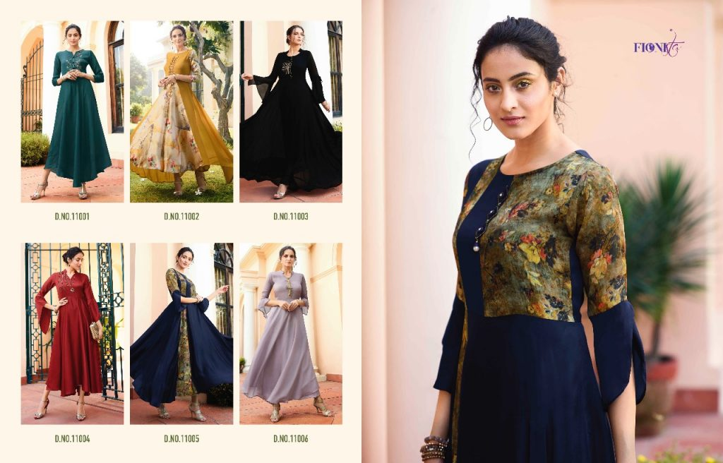 - IMG 20181020 WA0179 1024x656 - Fionista Julia designer fancy long georgette kurtis catalogue at best price  - IMG 20181020 WA0179 1024x656 - Fionista Julia designer fancy long georgette kurtis catalogue at best price