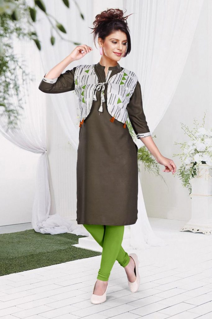 - IMG 20181022 WA0173 682x1024 - Mirayaa chanchal koti style fancy kurtis catalogue supplier surat  - IMG 20181022 WA0173 682x1024 - Mirayaa chanchal koti style fancy kurtis catalogue supplier surat
