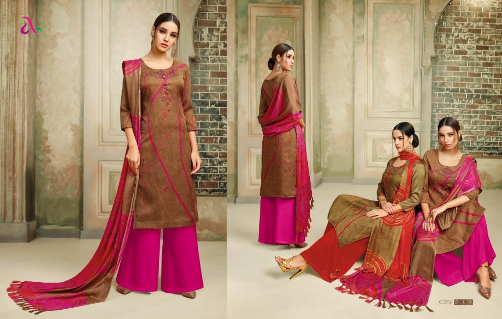- IMG 20181023 WA0007 1024x651 - Angroop plus anamika pashmina collection embroiedered salwaar suit Catalogue from surat wholesaler  - IMG 20181023 WA0007 1024x651 - Angroop plus anamika pashmina collection embroiedered salwaar suit Catalogue from surat wholesaler