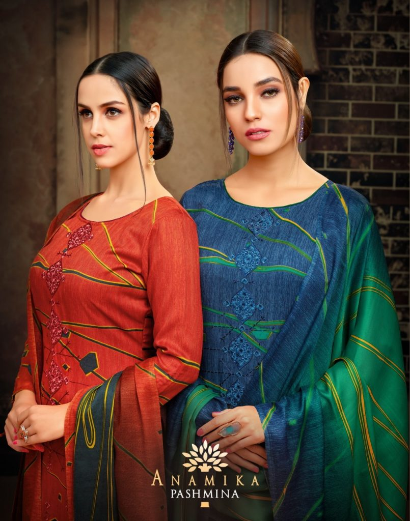 - IMG 20181023 WA0011 1 805x1024 - Angroop plus anamika pashmina collection embroiedered salwaar suit Catalogue from surat wholesaler  - IMG 20181023 WA0011 1 805x1024 - Angroop plus anamika pashmina collection embroiedered salwaar suit Catalogue from surat wholesaler