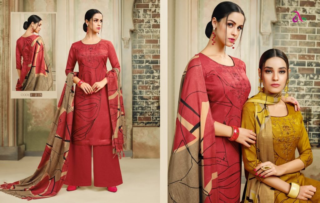 - IMG 20181023 WA0013 1024x651 - Angroop plus anamika pashmina collection embroiedered salwaar suit Catalogue from surat wholesaler  - IMG 20181023 WA0013 1024x651 - Angroop plus anamika pashmina collection embroiedered salwaar suit Catalogue from surat wholesaler