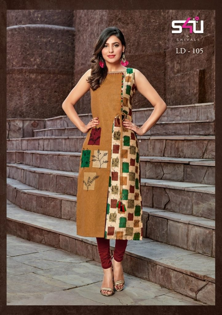 - IMG 20181029 WA0105 722x1024 - S4U by linen diaries Designer Party wear  Linen cotton kurtis catalogue in wholesale price  - IMG 20181029 WA0105 722x1024 - S4U by linen diaries Designer Party wear  Linen cotton kurtis catalogue in wholesale price