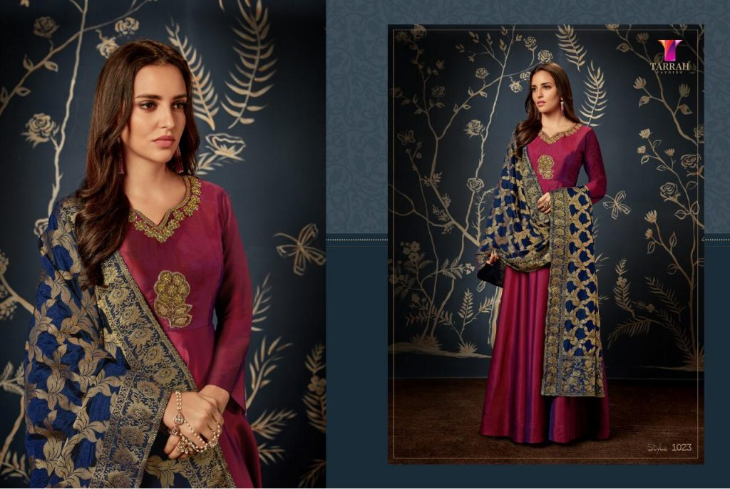- IMG 20181119 WA0074 1024x686 - Tarrah fashion alinaa vol 3 1017-1024 party wear readymade Gown catalogue from surat supplier at best price  - IMG 20181119 WA0074 1024x686 - Tarrah fashion alinaa vol 3 1017-1024 party wear readymade Gown catalogue from surat supplier at best price