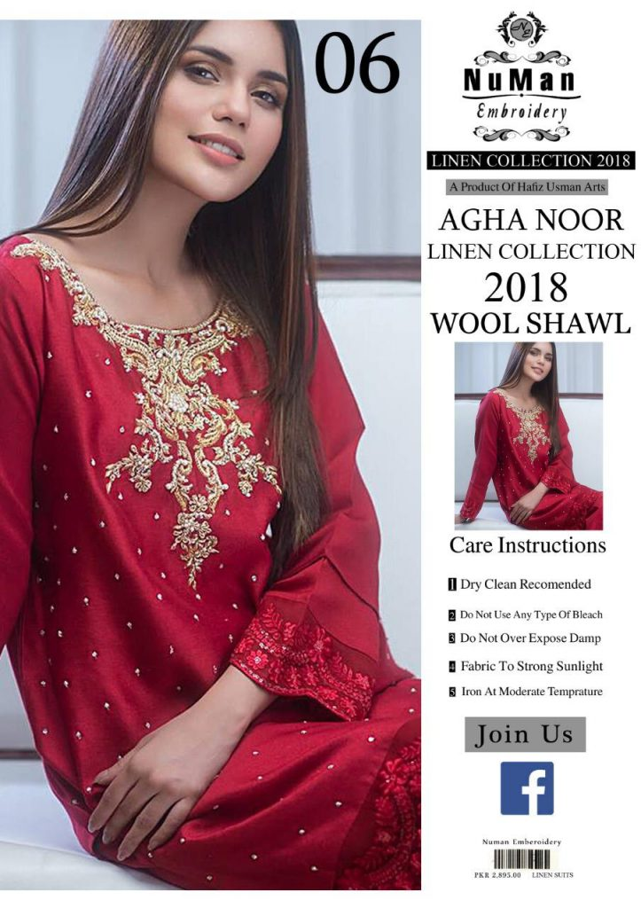 - IMG 20181201 WA0172 723x1024 - Numan embroiderey Sifona linen collection 2018 wool shawl designer Pakistani salwar kameez Catalog in wholesale price  - IMG 20181201 WA0172 723x1024 - Numan embroiderey Sifona linen collection 2018 wool shawl designer Pakistani salwar kameez Catalog in wholesale price
