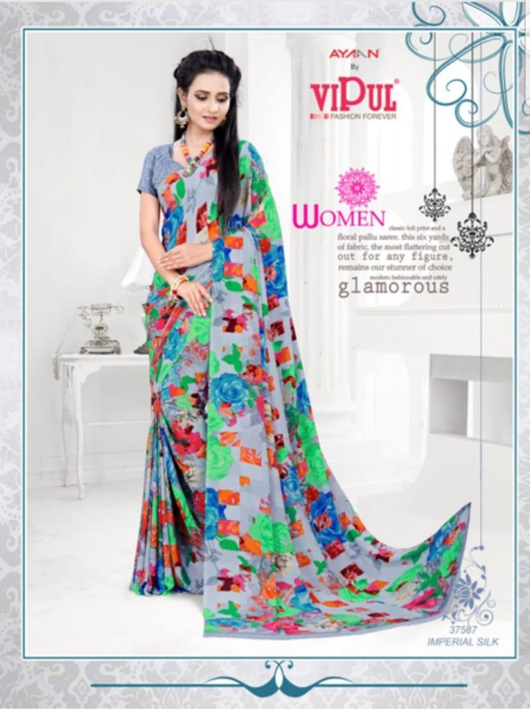 - IMG 20181207 WA0116 765x1024 - Vipul fashion imperial silk designer printed silk saree catalogue supplier  - IMG 20181207 WA0116 765x1024 - Vipul fashion imperial silk designer printed silk saree catalogue supplier
