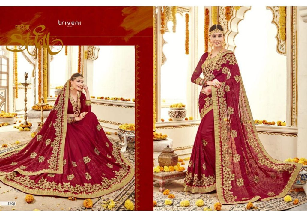 - IMG 20181207 WA0234 1024x724 - Triveni sarees ujjval designer red Bridal Saree catalogue in wholesale price surat  - IMG 20181207 WA0234 1024x724 - Triveni sarees ujjval designer red Bridal Saree catalogue in wholesale price surat