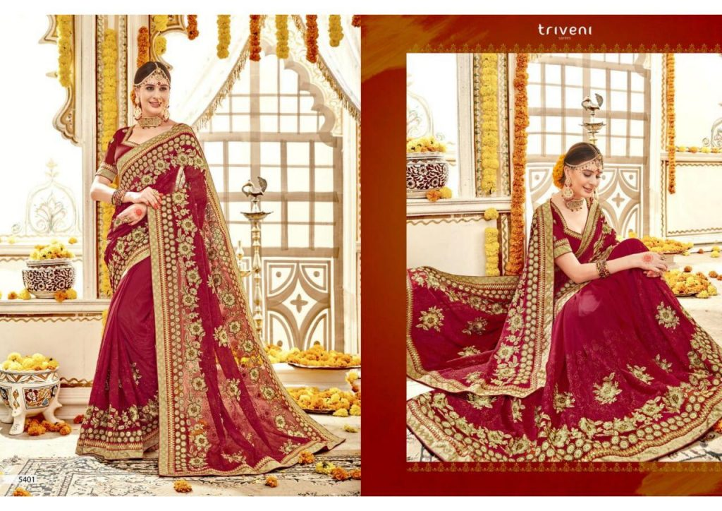 - IMG 20181207 WA0236 1024x724 - Triveni sarees ujjval designer red Bridal Saree catalogue in wholesale price surat  - IMG 20181207 WA0236 1024x724 - Triveni sarees ujjval designer red Bridal Saree catalogue in wholesale price surat